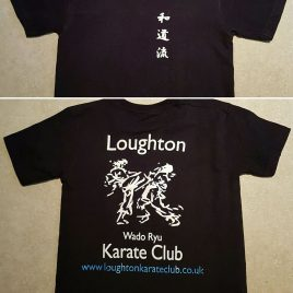 Loughton Karate Club T-Shirts