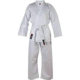 Adult-Polycotton-Student-Karate-Suit-White