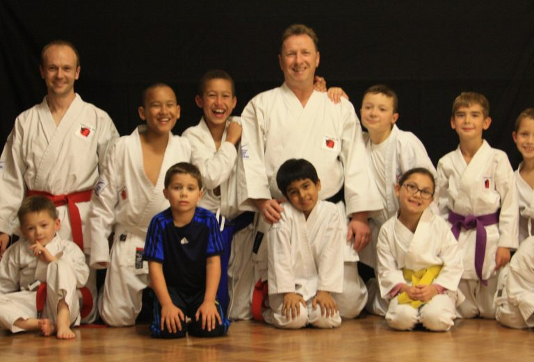 philosophy at loughton karate club