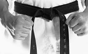 Is That A Real Black Belt?