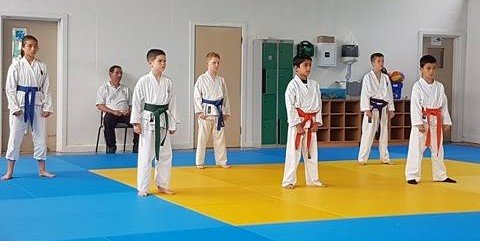 loughton karate grading