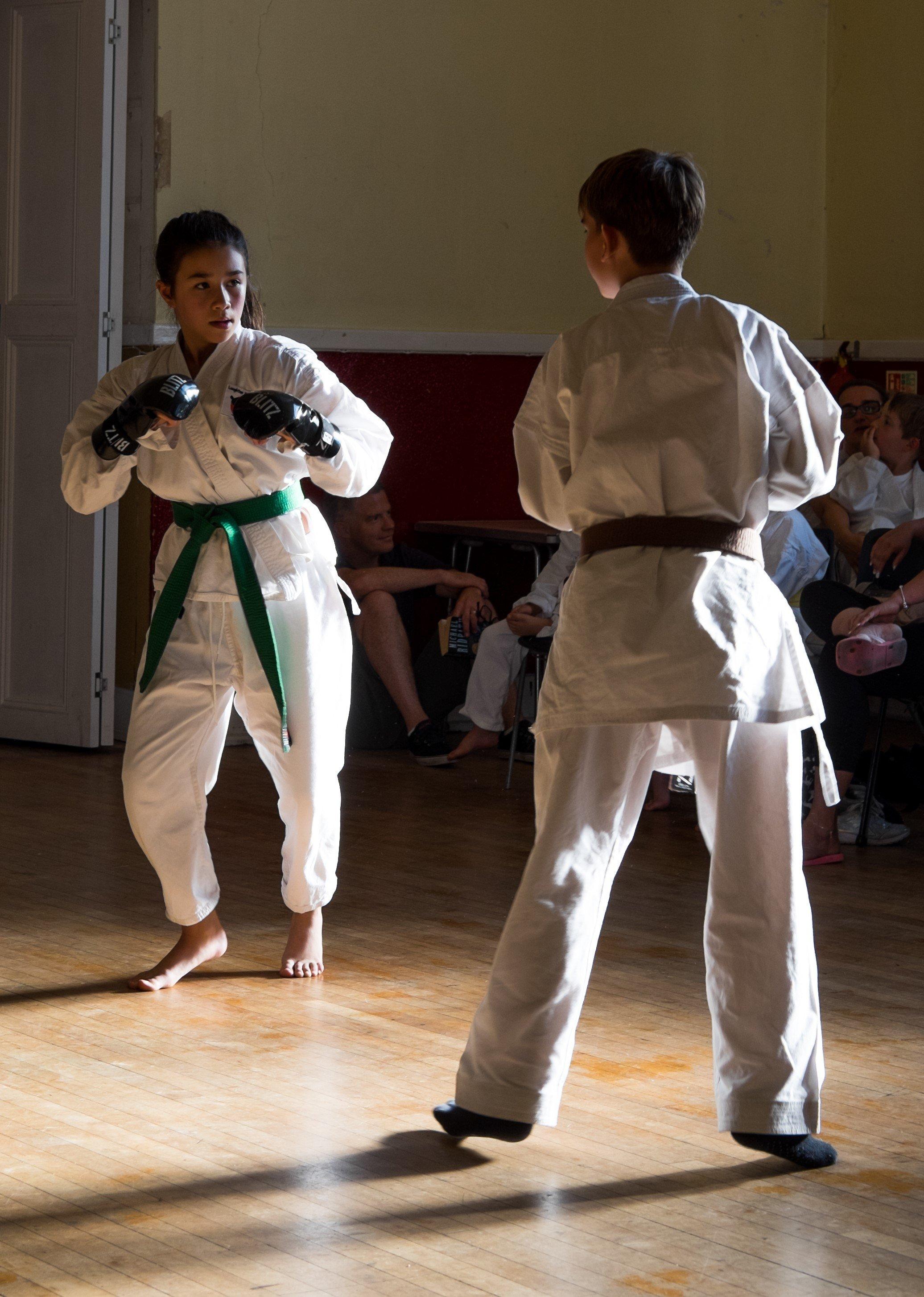 loughton karate classes
